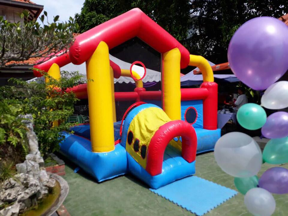 Sew Bouncy Castle Malaysia
